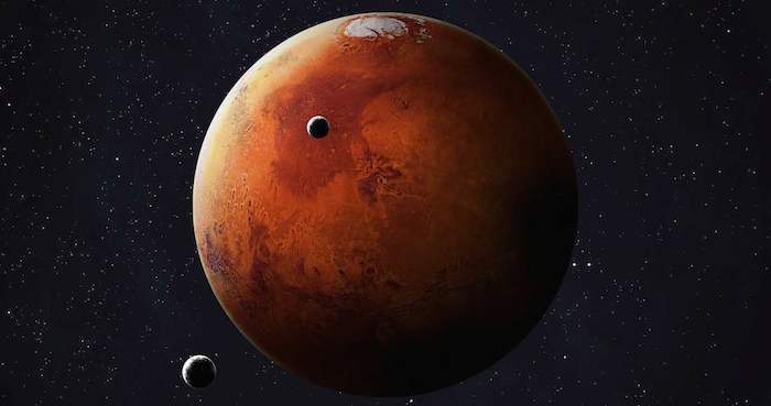 Resultado de imagen de lunas marte