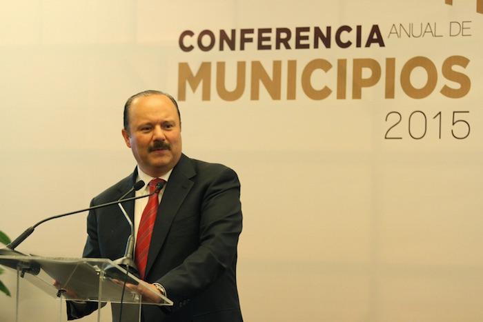 La mitad de los 6 mil millones de pesos serán usados por César Duarte Jáquez para compromisos adquiridos, según él anunció. Foto: Cuartoscuro