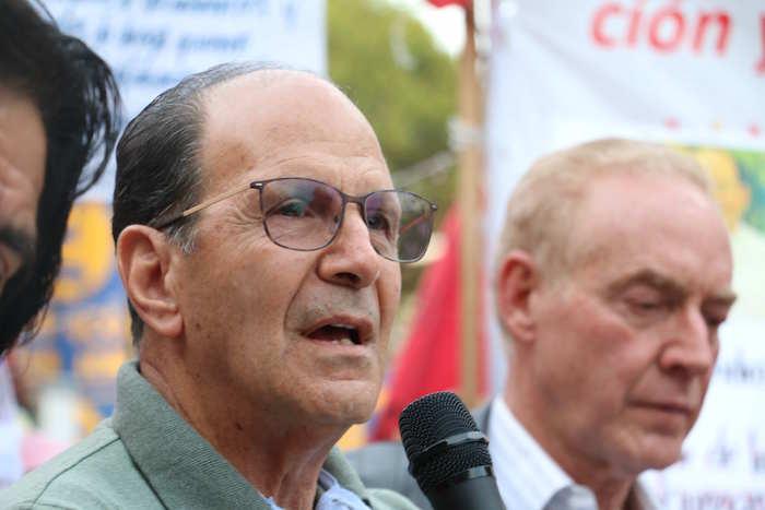 El padre defensor de los derechos humanos Alejandro Solalinde. Foto: Cuartoscuro