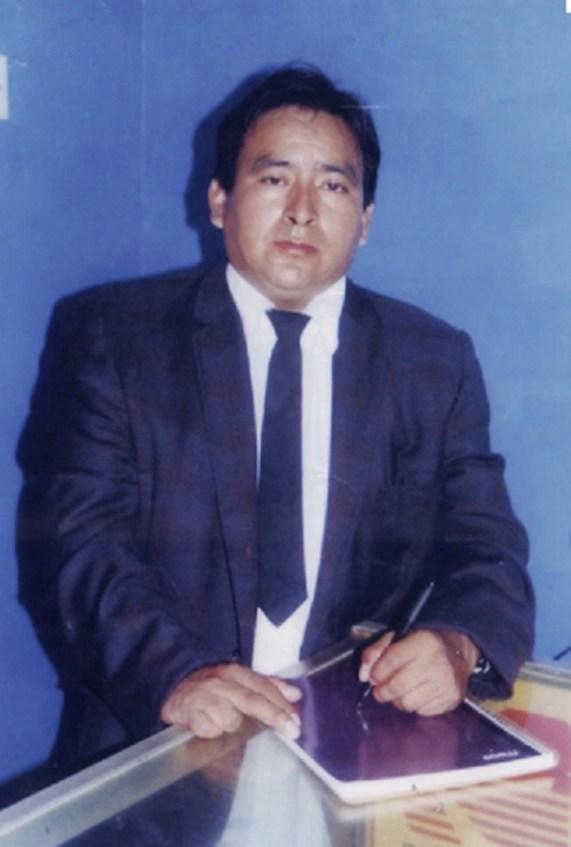 Noel López Olguín, periodistas asesinado en 2011 en Veracruz. Foto: Especial