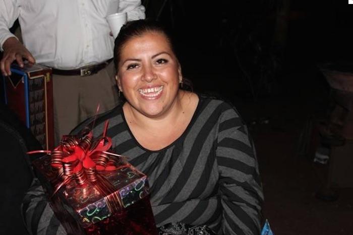 Anabel Flores Salazar, de 32 años de edad y madre de dos bebés, asesinada en febrero de este año. Foto: Especial