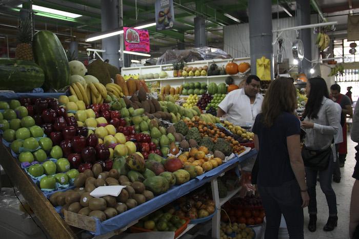 El 43 por ciento de los alimentos que ingieren los mexicanos son de origen extranjero, estima la FAO. Foto: Cuartoscuro
