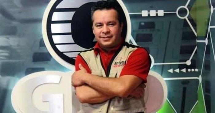 Adrián Rodríguez Samaniego, reportero asesinado en Chihuahua el pasado 10 de diciembre. Foto: Especial