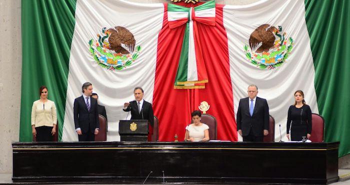 Miguel Ángel Yunes rinde protesta como Gobernador de Veracruz¡, Foto: Cuartoscuro