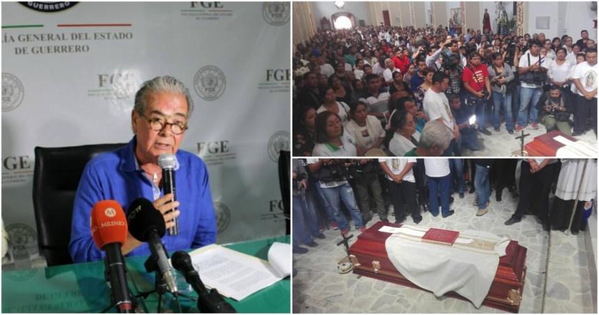 padre 2 - Mario habría asesinado a dos sacerdotes en un camino de Taxco; ya fue vinculado a proceso