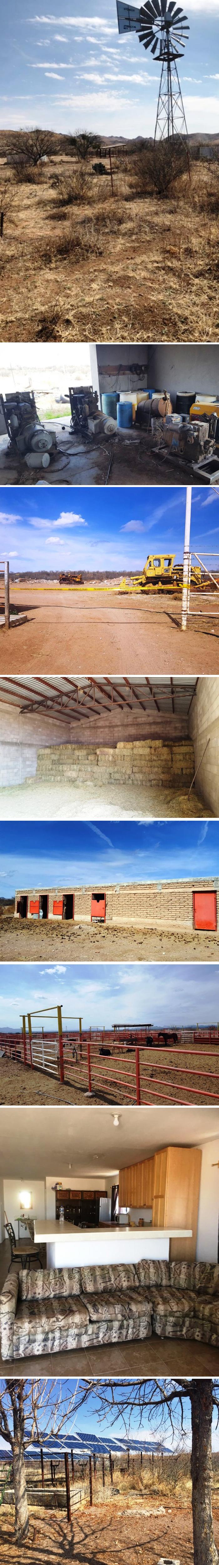 El 20 de febrero de 2018, la Fiscalía General de Chihuahua aseguró un rancho de 30 mil hectáreas perteneciente al exgobernador César Horacio Duarte Jáquez, el cual se ubica en el municipio de Camargo.