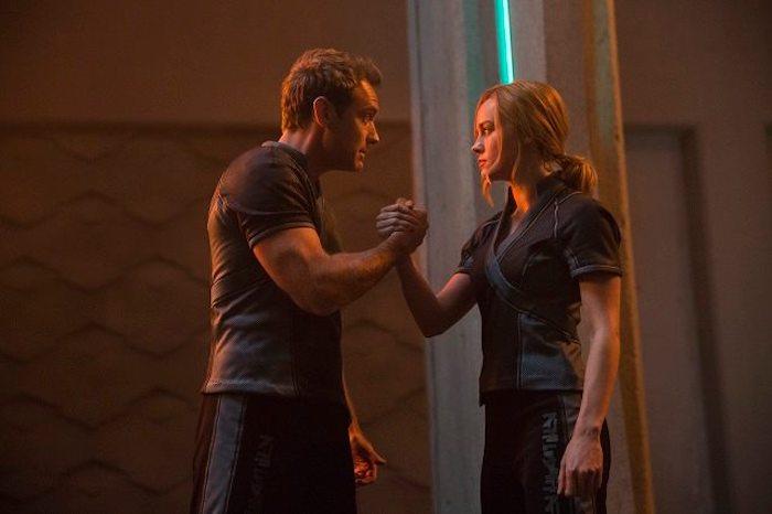 capitana marvel carol - Fans apuntan un agujero dentro del guión de Capitana Marvel y su relación con Endgame