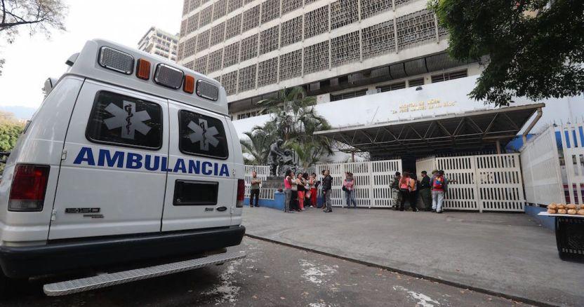 hospitales apagon venezuela - El Gobierno de Maduro pide calma tras tres días del apagón en Venezuela