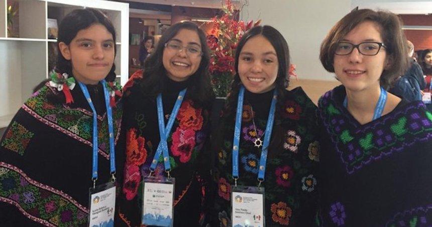 d35zr0wuyaakkd5 - Trece niños mexicanos se coronan en el Campeonato Mundial de Cálculo Mental, en China