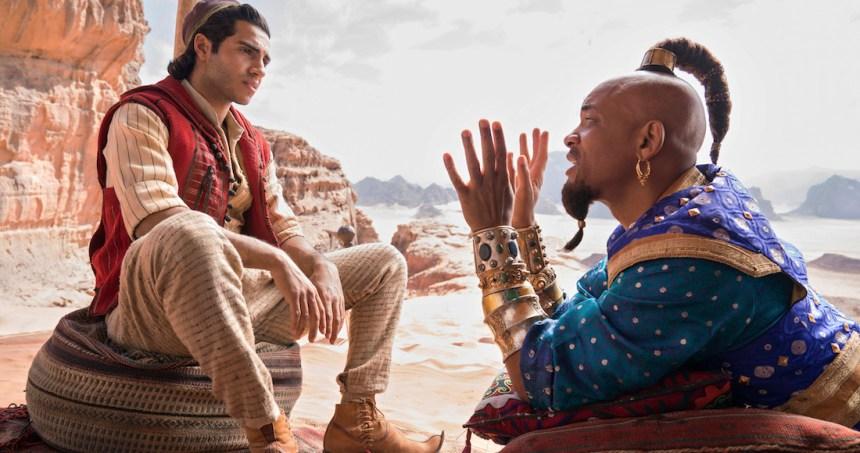 aladdin 6 - Disney prepara la secuela del live action de Aladdin, película que triunfó en taquillas