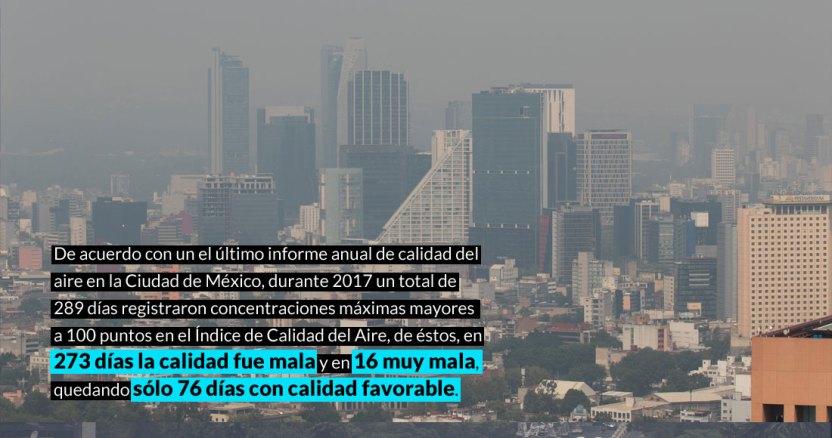mala calidad aire - Sheinbaum niega que puente vehicular se construirá en un área protegida de Xochimilco y es criticada - #Noticias