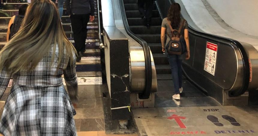 estacion consulado - Una joven es víctima de acoso en el Metro. Denuncia y el proceso dura más de 5 horas
