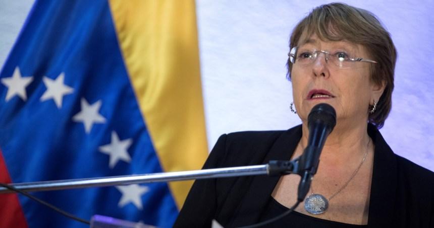 bachelet onu venezuela - En Venezuela hay una dictadura, pero los venezolanos lo tienen que resolver, dice José Mujica
