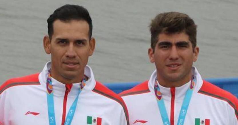 canoisrtas - El mexicano Carlos Lamadrid alcanza el tercer lugar del slalom masculino de Lima 2019