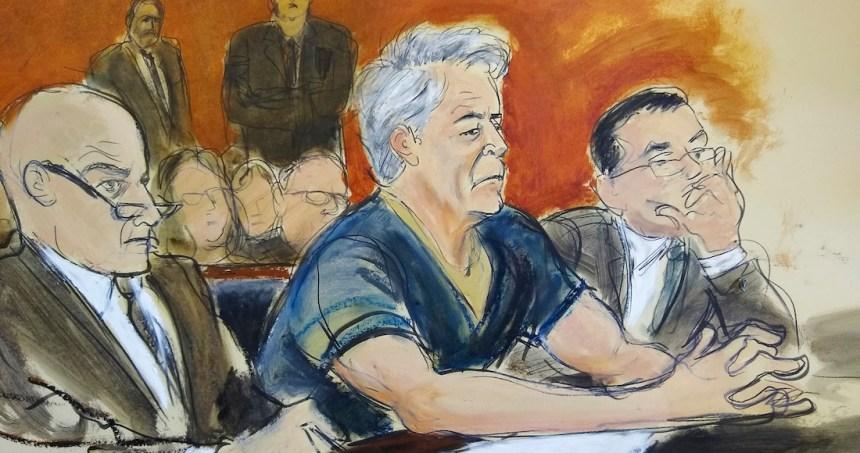 jeffrey 1 - Jeffrey Epstein, multimillonario cercano a Trump, es hallado herido y semi inconsciente en su celda