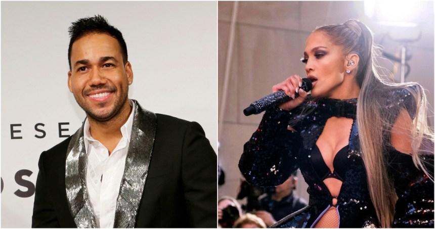 jennifer lopez romeo santos - Luis Miguel y Romeo Santos, los artista que más ganancias obtuvieron, superando al reggaetón