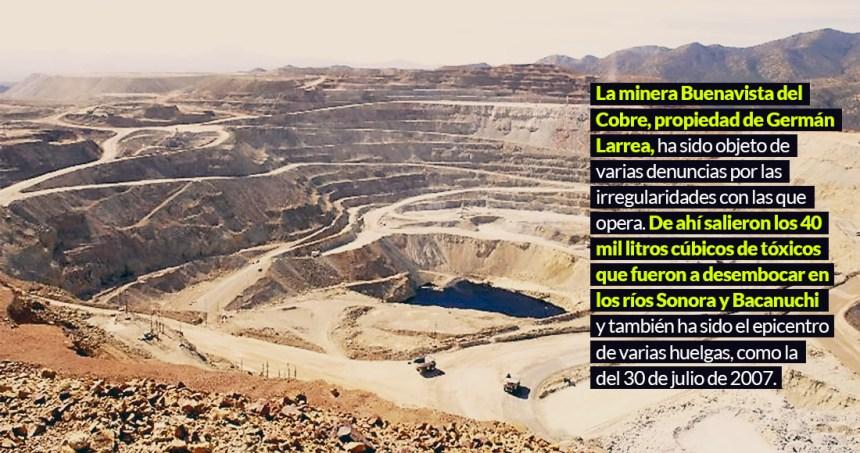 mina cobre 2 - Grupo México deja sin hospital a Río Sonora