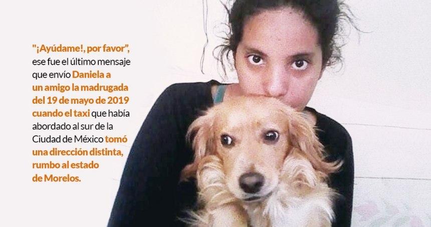 photo4972478926903421068 - Familiar de Daniela confirma que osamenta hallada en Tlalpan sí corresponde a la joven de 18 años
