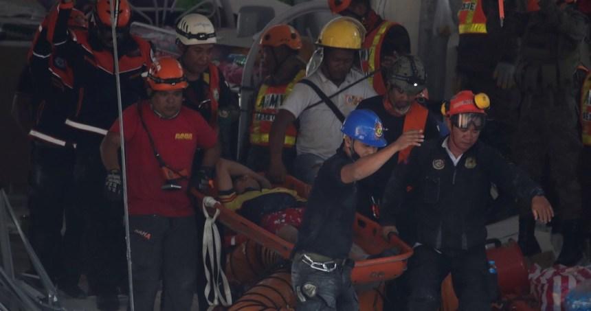 sismo filipinas - Un sismo de magnitud 6.6 sacude aguas de la costa oeste de Australia; no hay alerta de tsunami