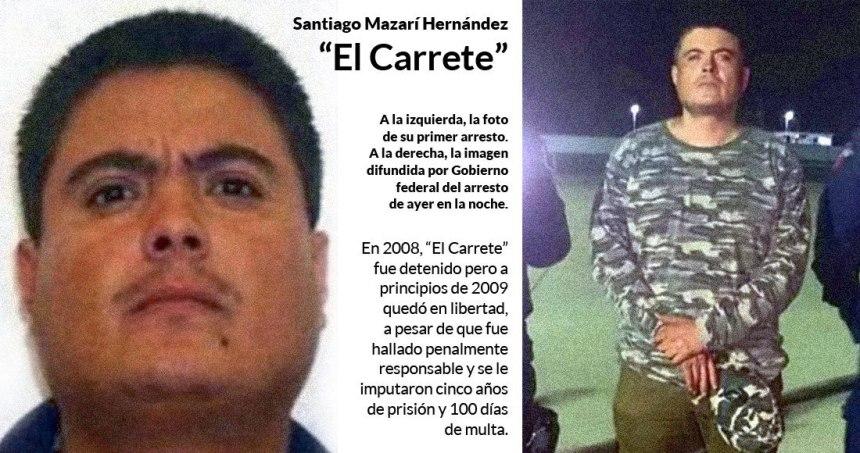 """fcaa5b9a 0622 4d85 845d 568c24a8380b - Autoridades dan formal prisión a """"El Carrete"""", líder de Los Rojos ligado al caso Ayotzinapa"""