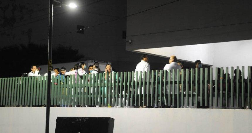fuga de gas natural viaducto 3 - Por nueva fuga de gas desalojan a personal y pacientes de un hospital en Iztacalco, CdMx