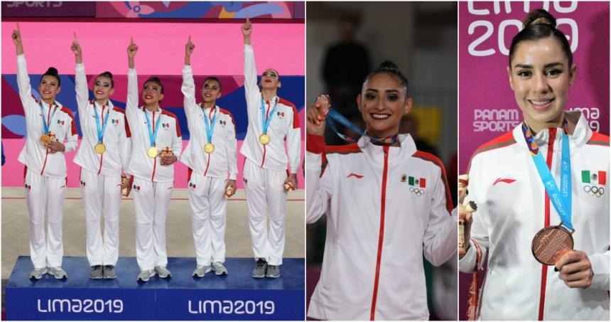 juegos - Panamericanos 2019 | México suma 22 oros y está a un paso de igualar su mejor marca fuera de casa