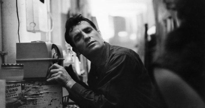 Jack Kerouac, uno de los principales representantes de la Generación Beat