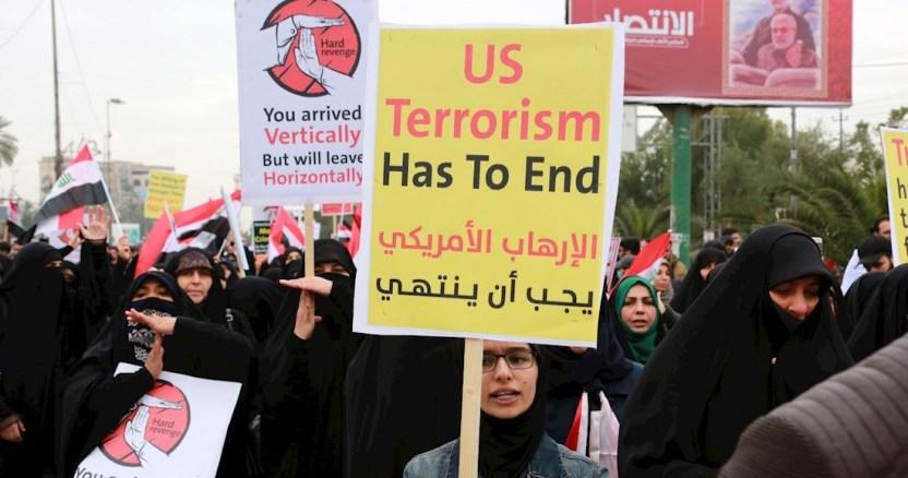 14d05ced0f37cc4a8baa28ee9467044653ca7951 - Estados Unidos lanza ataque aéreo en Irak contra miembros de una milicia respaldada por Irán - #Noticias