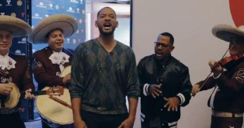 """970111 - Will Smith causa revuelo en Twitter luego de participar con su rap en el """"remix"""" de """"Will"""""""