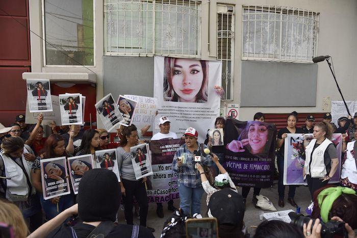 En la imagen, Victoria Barrios López, tía de Ingrid. Foto: Mario Jasso, Cuartoscuro