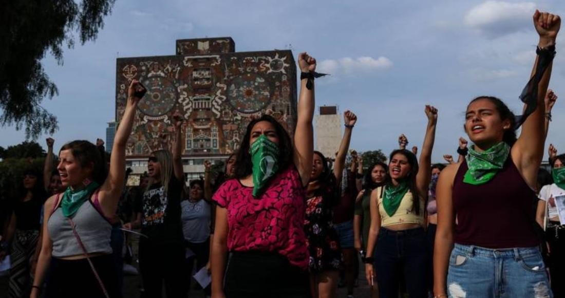 Protestas-de-alumnas-en-la-UNAM