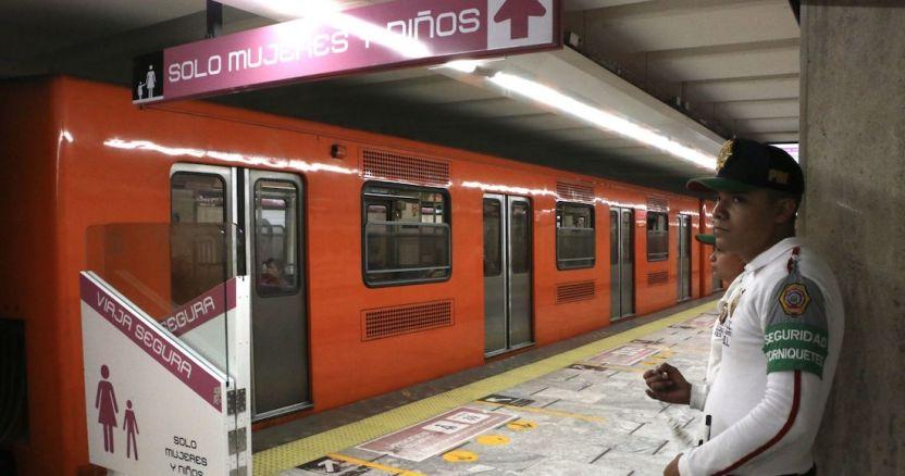 cuartoscuro 734440 digital - El Metro confirma el Metro de la CdMx restablecerá el servicio en todas sus estaciones este martes, incluidas líneas 1 y 5 del servicio en las 195 estaciones de la red