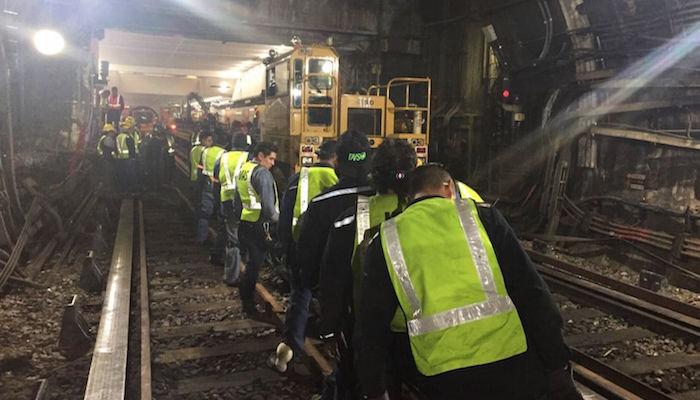 cuartoscuro 749241 digital - El Metro confirma el Metro de la CdMx restablecerá el servicio en todas sus estaciones este martes, incluidas líneas 1 y 5 del servicio en las 195 estaciones de la red