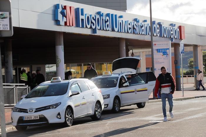 Vista general del Hospital Universitario de la localidad madrileña de Torrejón de Ardoz. Foto: Chema Moya/Archivo, EFE