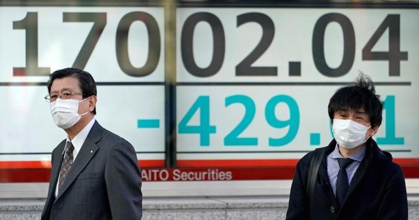 nikkei - Fráncfort (4.45%), Londres (3.78%), París (3.6%), Madrid (2.29%)… Las bolsas europeas vuelven a caer