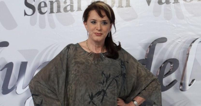 cecilia romo - La actriz Cecilia Romo padece una severa anemia y sigue en el hospital después de superar la COVID-19