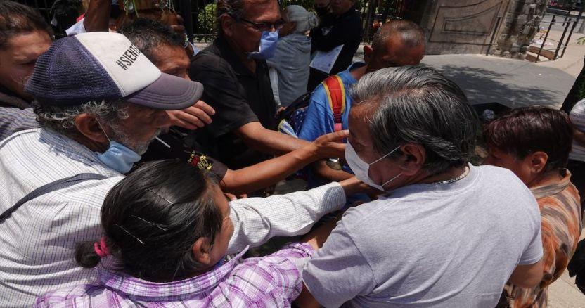 """cuartoscuro 756949 digital - La primera """"automisa"""" se lleva a cabo en Morelos tras 4 meses sin celebraciones por la COVID-19"""