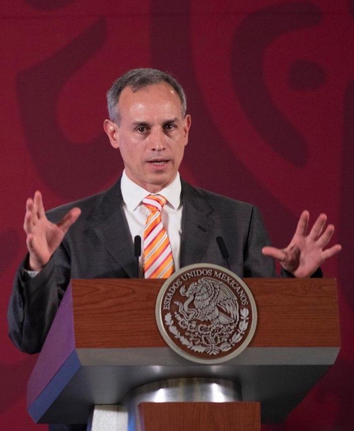 Hugo López-Gatell Ramírez, Subsecretario de Prevención y Promoción de la Salud.