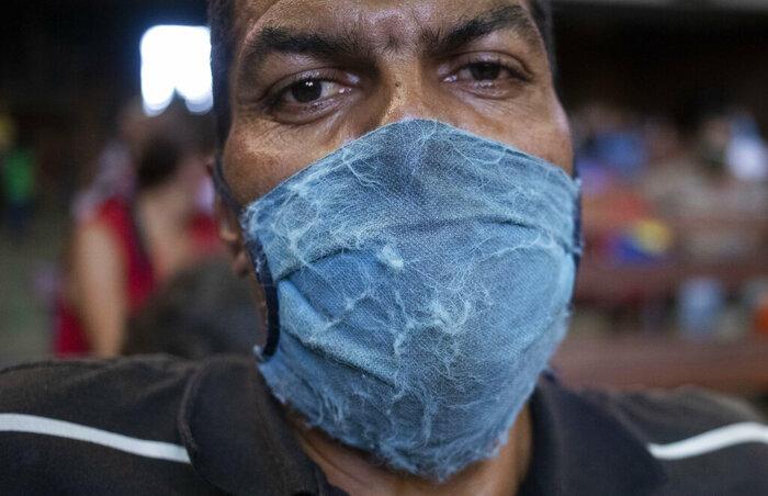 caracas comida - Venezuela evita ola de contagios por COVID-19, pero cifra de casos diarios podría crecer pronto: expertos