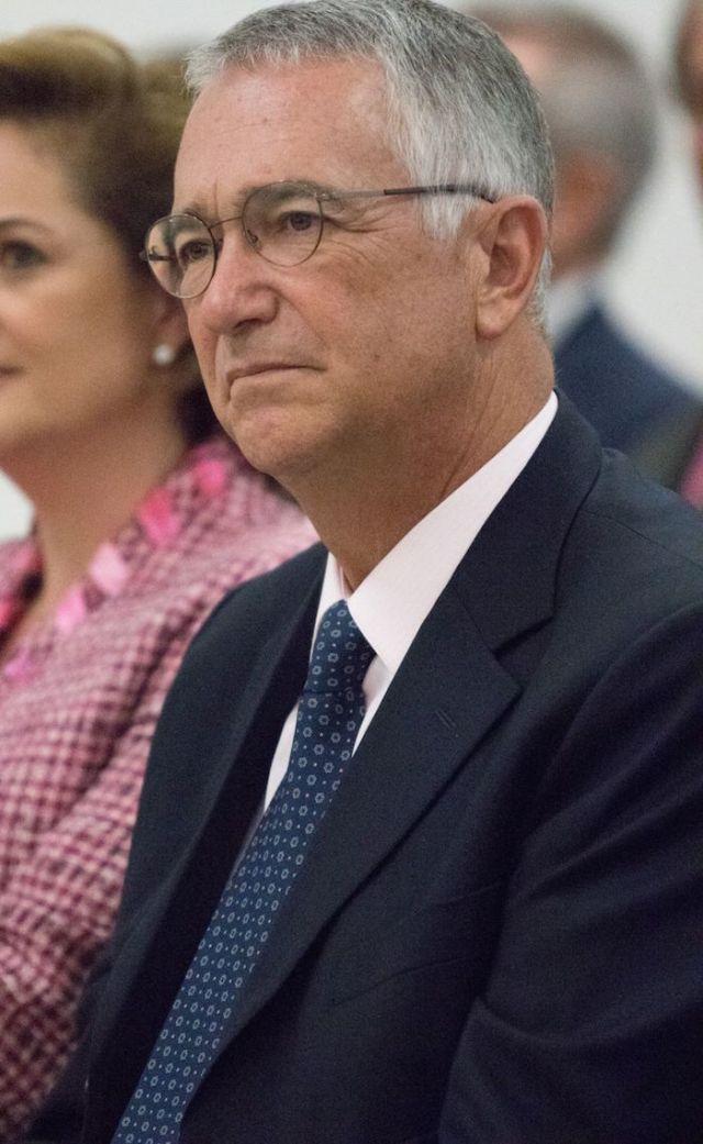 Ricardo Salinas Pliego es el presidente y fundador de Grupo Salinas.