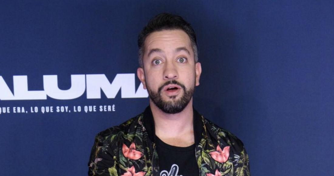 El comediante Chumel Torres.