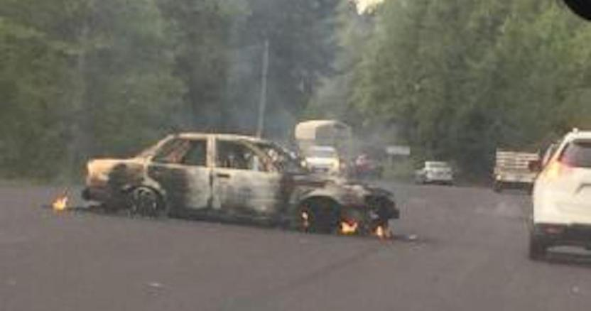 ataque policia edomex - Grupo armado ataca a policías estatales en Guadalajara, Jalisco; hay un fallecido y dos lesionados