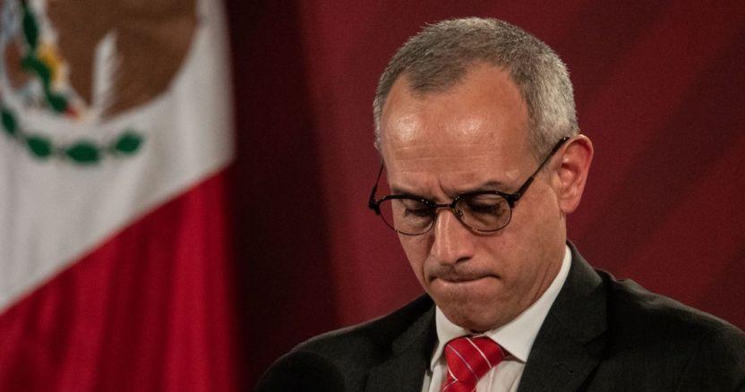 lopez gatell 8 - El Gobernador de Querétaro rechaza respaldo a la petición de renuncia de Hugo López-Gatell