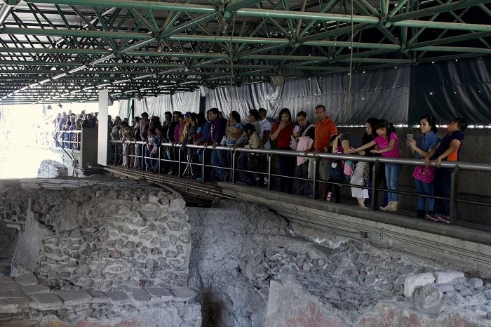 cuartoscuro 589311 digital - Un bloqueo marítimo y el corte de suministro de agua, la estrategia de Cortés para sitiar Tenochtitlan