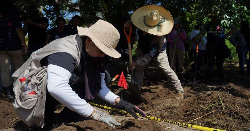 """desaparecidos - El baño de sangre sigue: más de 60 mil homicidios. No hay """"punto de inflexión"""", como dice Durazo"""