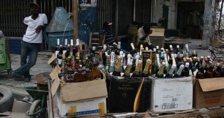 El ingreso de alcohol adulterado en Latinoamérica ha ido en aumento debido a la pandemia. Imagen ilustrativa. Foto: Cuartoscuro