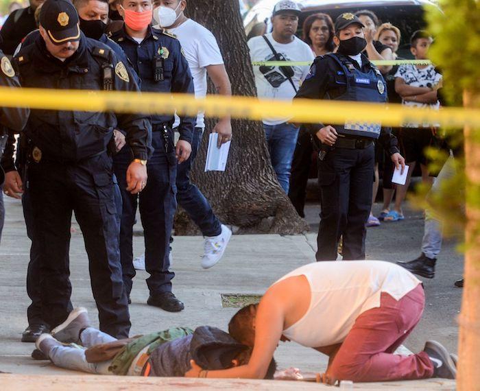 cuartoscuro 774802 digital 2 - IMAGEN FUERTE: Joven es asesinado cuando trataba de consumar asalto en calles de la CdMx