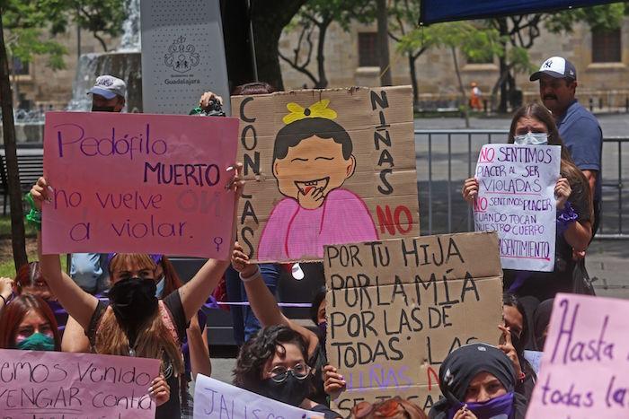 MARCHA-FEMINICIDIO-NIÑA
