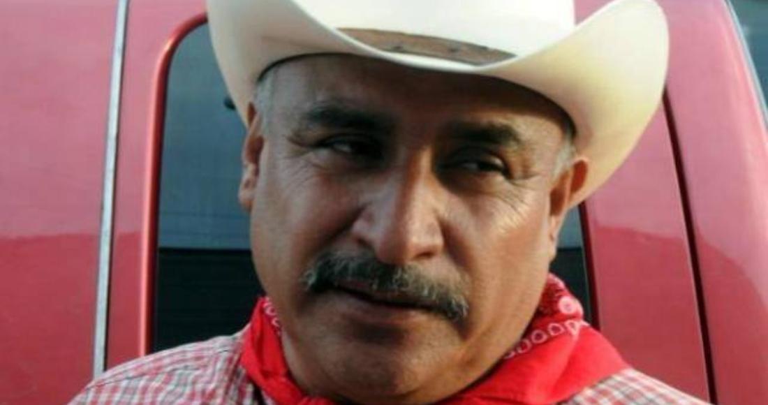 El activista Tomás Rojo Valencia fue asesinado presuntamente por el dinero que había recaudado en bloqueos carreteros. Foto: Cuartoscuro