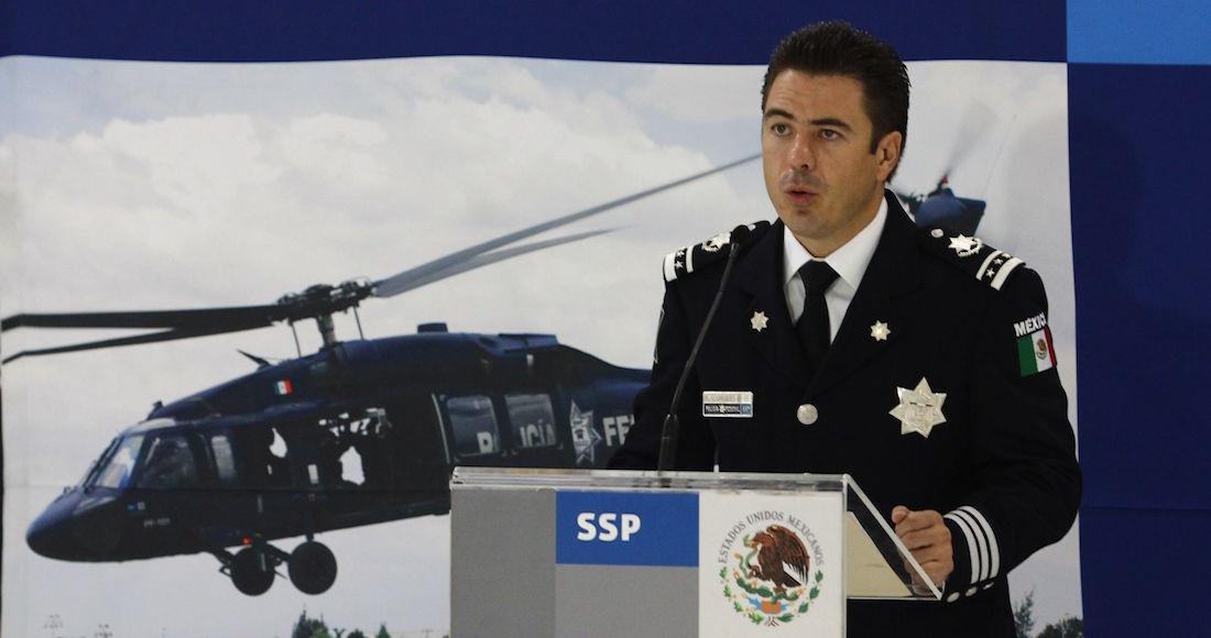 """Juez dicta formal prisión a """"súper policía"""" del calderonismo acusado de tortura"""